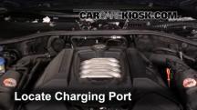 2006 Volkswagen Touareg 4.2L V8 Aire Acondicionado