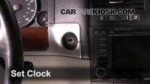 2006 Volkswagen Touareg 4.2L V8 Reloj