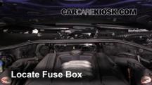 2006 Volkswagen Touareg 4.2L V8 Fusible (motor)