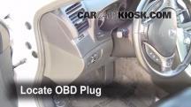 2007 Acura TL 3.2L V6 Compruebe la luz del motor