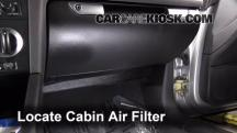2007 Audi A3 2.0L 4 Cyl. Turbo Air Filter (Cabin)