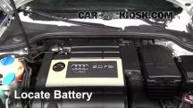 2007 Audi A3 2.0L 4 Cyl. Turbo Battery