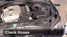 2007 BMW 525i 3.0L 6 Cyl. Mangueras