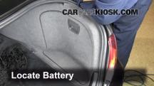 2007 BMW 750Li 4.8L V8 Battery