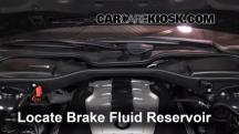 2007 BMW 750Li 4.8L V8 Brake Fluid