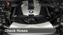 2007 BMW 750Li 4.8L V8 Hoses