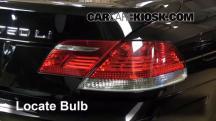 2007 BMW 750Li 4.8L V8 Lights