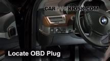 2007 BMW 750Li 4.8L V8 Compruebe la luz del motor