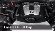 2007 BMW 750Li 4.8L V8 Oil