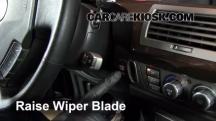 2007 BMW 750Li 4.8L V8 Windshield Wiper Blade (Front)