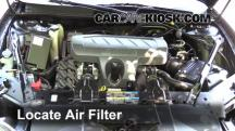 2007 Buick LaCrosse CXL 3.8L V6 Air Filter (Engine)