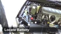 2007 Buick LaCrosse CXL 3.8L V6 Battery