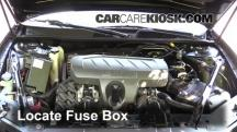 2007 Buick LaCrosse CXL 3.8L V6 Fuse (Engine)