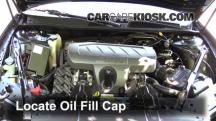 2007 Buick LaCrosse CXL 3.8L V6 Oil