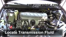 2007 Buick LaCrosse CXL 3.8L V6 Transmission Fluid