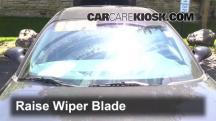 2007 Buick LaCrosse CXL 3.8L V6 Escobillas de limpiaparabrisas delantero