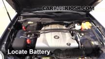 2007 Cadillac SRX 4.6L V8 Batería