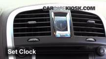 2007 Cadillac SRX 4.6L V8 Reloj