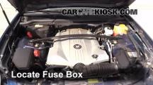 2007 Cadillac SRX 4.6L V8 Fusible (motor)