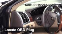 2007 Cadillac SRX 4.6L V8 Check Engine Light