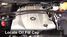 2007 Cadillac SRX 4.6L V8 Aceite