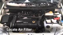 2007 Chevrolet Aveo5 Special Value 1.6L 4 Cyl. Air Filter (Engine)