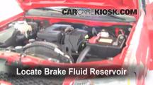 2007 Chevrolet Colorado LT 3.7L 5 Cyl. Crew Cab Pickup (4 Door) Brake Fluid