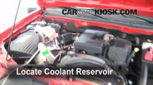 2007 Chevrolet Colorado LT 3.7L 5 Cyl. Crew Cab Pickup (4 Door) Coolant (Antifreeze)