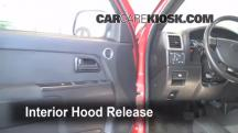 2007 Chevrolet Colorado LT 3.7L 5 Cyl. Crew Cab Pickup (4 Door) Capó
