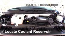 2007 Chevrolet Express 3500 LS 6.0L V8 Standard Passenger Van (3 Door) Coolant (Antifreeze)