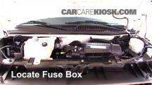 2007 Chevrolet Express 3500 LS 6.0L V8 Standard Passenger Van (3 Door) Fuse (Engine)