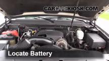 2007 Chevrolet Suburban 2500 LT 6.0L V8 Battery