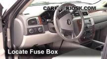 2007 Chevrolet Suburban 2500 LT 6.0L V8 Fuse (Interior)