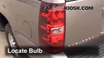 2007 Chevrolet Suburban 2500 LT 6.0L V8 Lights