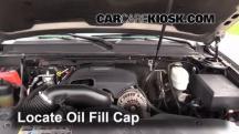 2007 Chevrolet Suburban 2500 LT 6.0L V8 Oil