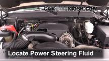 2007 Chevrolet Suburban 2500 LT 6.0L V8 Power Steering Fluid