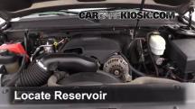2007 Chevrolet Suburban 2500 LT 6.0L V8 Windshield Washer Fluid