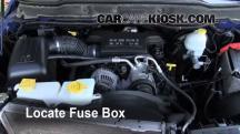 2007 Dodge Ram 1500 Laramie 5.7L V8 Extended Crew Cab Pickup Fusible (motor)