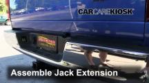 2007 Dodge Ram 1500 Laramie 5.7L V8 Extended Crew Cab Pickup Neumáticos y ruedas