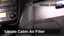 2007 Fiat Grande Punto Active 1.2L 4 Cyl. Air Filter (Cabin)
