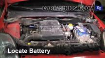2007 Fiat Grande Punto Active 1.2L 4 Cyl. Battery