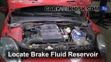 2007 Fiat Grande Punto Active 1.2L 4 Cyl. Brake Fluid