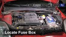 2007 Fiat Grande Punto Active 1.2L 4 Cyl. Fuse (Engine)
