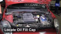 2007 Fiat Grande Punto Active 1.2L 4 Cyl. Oil