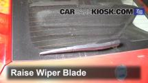 2007 Fiat Grande Punto Active 1.2L 4 Cyl. Windshield Wiper Blade (Rear)