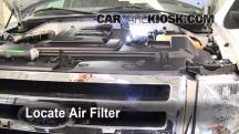 2007 Ford Expedition EL Eddie Bauer 5.4L V8 Air Filter (Engine)