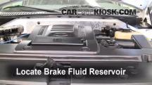2007 Ford Expedition EL Eddie Bauer 5.4L V8 Brake Fluid