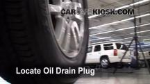 2007 Ford Expedition EL Eddie Bauer 5.4L V8 Aceite