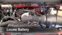 2007 Ford F-150 XL 4.2L V6 Standard Cab Pickup (2 Door) Battery