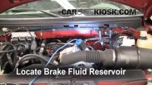 2007 Ford F-150 XL 4.2L V6 Standard Cab Pickup (2 Door) Brake Fluid